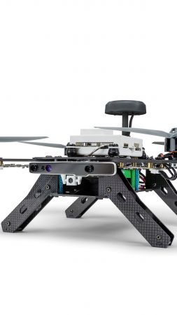Aero Ready to Fly, Intel, best drones (vertical)