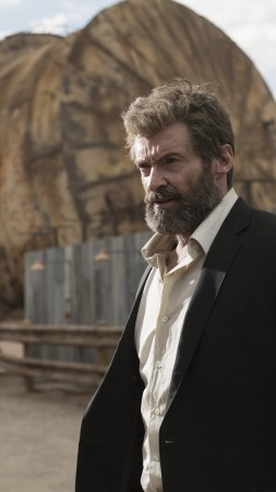 Logan, Hugh Jackman, best movies, Marvel (vertical)