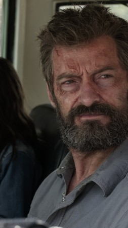 Logan, Hugh Jackman, Dafne Keen, best movies
