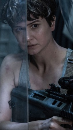 Alien: Covenant, Katherine Waterston, best movies (vertical)
