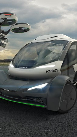 Airbus Pop.Up, Air concept vehicle, Geneva Motor Show 2017