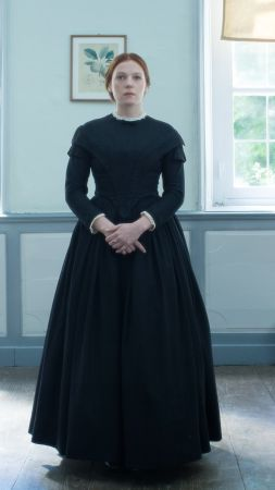 A Quiet Passion, Emma Bell, Emily Dickinson, biographical film (vertical)