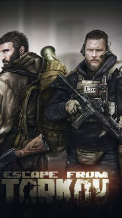 Escape from Tarkov, FPS, TPS, shooter, PC
