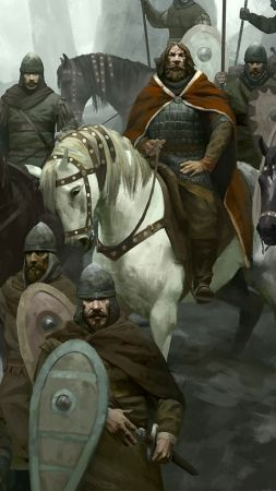 Mount & Blade II: Bannerlord, open world, best games, PC (vertical)
