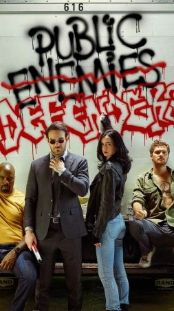 The Defenders, Marvel, best tv series (vertical)