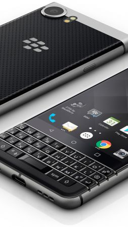 Blackberry KEYone, best smartphones, MWC 2017 (vertical)