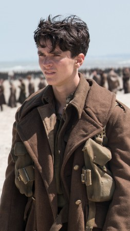 Dunkirk, Fionn Whitehead, best movies