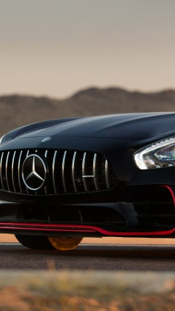 Mercedes Benz AMG GT R, Drift, Transformers: The Last Knight