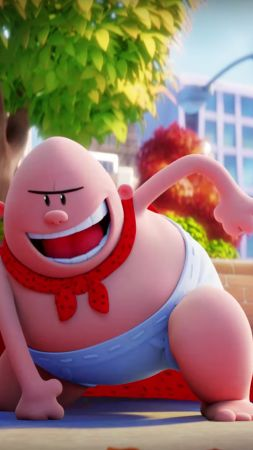 Captain Underpants, The First Epic Movie, best animation movies (vertical)
