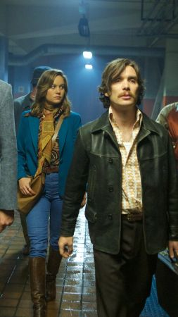 Free Fire, Brie Larson, Cillian Murphy, Sam Riley, best movies, crime (vertical)