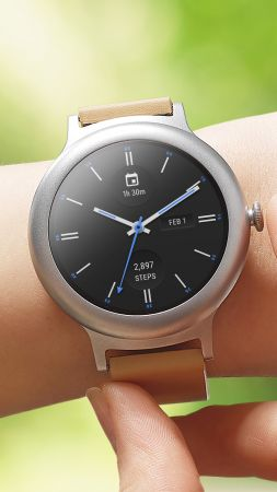 LG Watch Style, MWC 2017, best smartwatches, smartwatches for women (vertical)