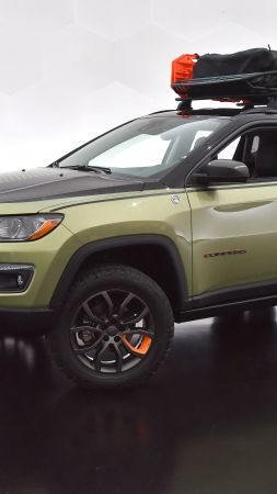 Jeep Trailpass, SUV, concept (vertical)
