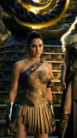 Wonder Woman, Gal Gadot, superhero film, DC Comics, Best Movies (vertical)