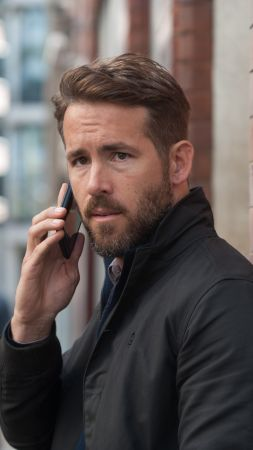 The Hitman's Bodyguard, Ryan Reynolds, best movies (vertical)