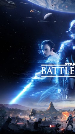 Star Wars: Battlefront II, shooter, ps 4, xbox one, pc, best games