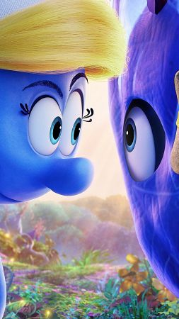 Smurfs: The Lost Village, Smurfette, best animation movies (vertical)
