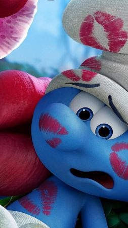 Smurfs: The Lost Village, Clumsy, best animation movies (vertical)