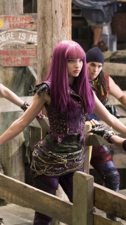 Descendants 2, musical, Maleficent, Jafar