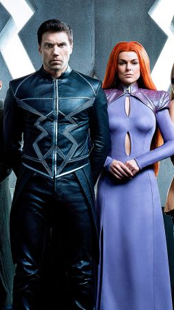 Inhumans, Black Bolt, Marvel, superhero, best tv series (vertical)