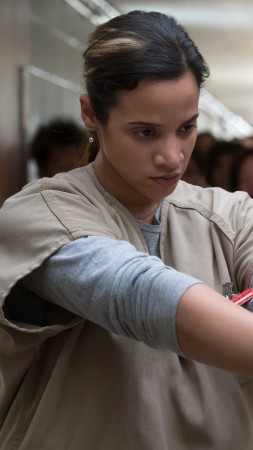 Orange Is the New Black, Dascha Polanco, season 5, prison, Best TV Series