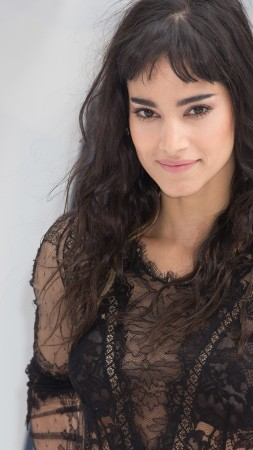 Sofia Boutella, 4k, photo (vertical)