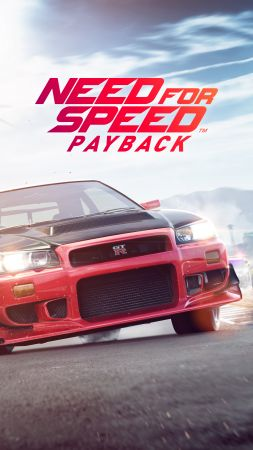 Need for Speed Playback, 4k, poster, E3 2017 (vertical)