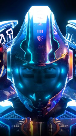 Laser League, poster, 8k, E3 2017 (vertical)