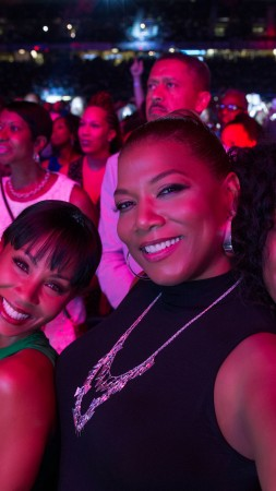 Girls Trip, Queen Latifah, Jada Pinkett Smith, Regina Hall, Tiffany Haddish, 5k (vertical)