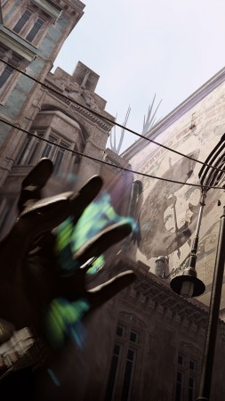 Dishonored Death of the Outsider, 4k, E3 2017, PS4 Pro (vertical)