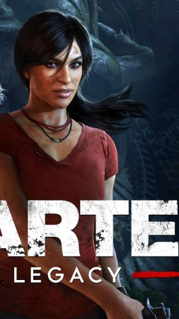 Uncharted: The Lost Legacy, 4k, PS4 Pro, screenshot, E3 2017 (vertical)
