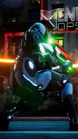 Crackdown 3, 4k, HD, E3 2017 (vertical)