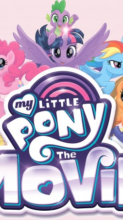 My Little Pony: The Movie, 5k (vertical)