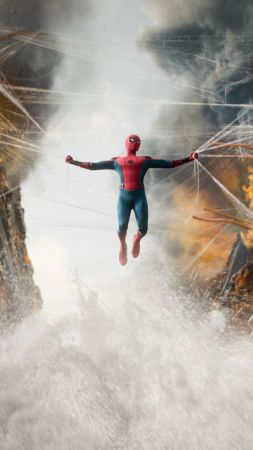 Spider-Man: Homecoming, 5k (vertical)