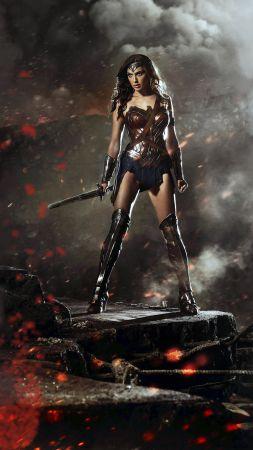 Wallpaper Wonder Woman Gal Gadot Superhero Film Dc Comics Best