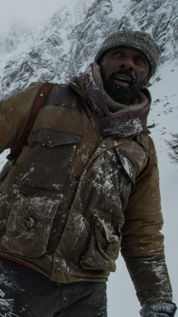 The Mountain Between Us, Idris Elba, Kate Winslet, 4k (vertical)