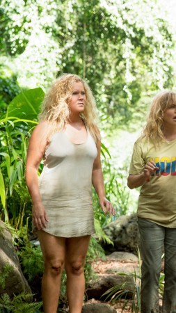 Snatched, 4k, Goldie Jeanne, Amy Schumer (vertical)