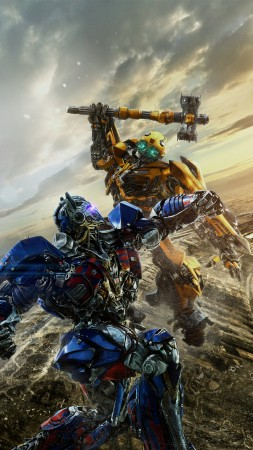 Transformers: The Last Knight, Transformers 5, 5k (vertical)