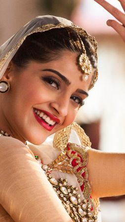 Sonam Kapoor, 4k, photo, bollywood (vertical)