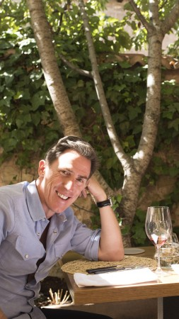 The Trip to Spain, Steve Coogan, Rob Brydon, 4k (vertical)
