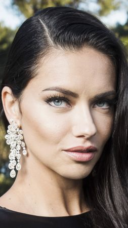 Adriana Lima, Adriana Francesca Lima, model, Victoria's Secret Angel, fashion, dress, look