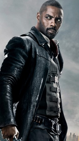 The Dark Tower, Matthew McConaughey, Idris Elba, 5k (vertical)