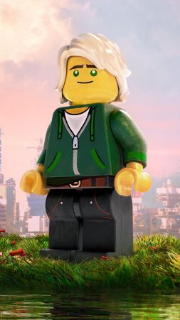 The LEGO Ninjago Movie, 4k (vertical)