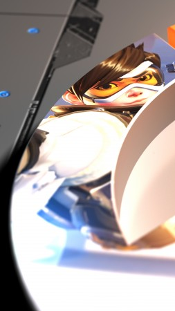 Tracer, Overwatch, 5k (vertical)