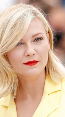 Kirsten Dunst, photo, 4k (vertical)