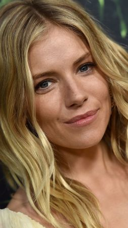 Sienna Miller, photo, 4k (vertical)