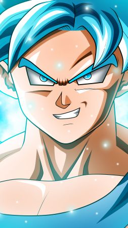 anime, Dragon Ball Super, Goku, 8k (vertical)