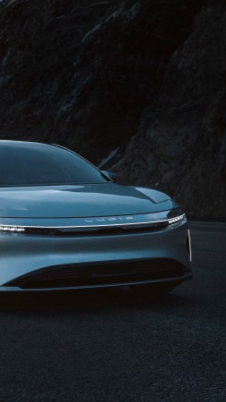 Lucid Air, electric cars, 5k (vertical)