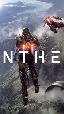 Anthem, 4k, poster, E3 2017 (vertical)