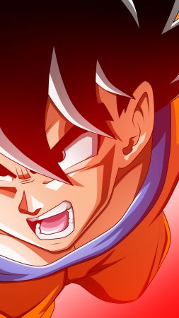 anime, Dragon Ball Super, Mystic Gohan, 5k (vertical)