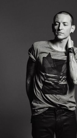 Chester Bennington, photo, 5k (vertical)